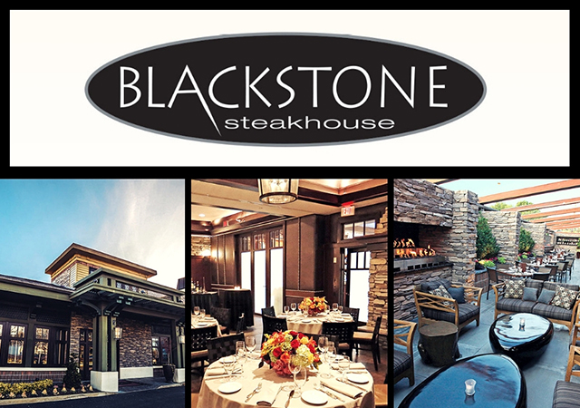 Anthony Scotto Blackstone Steakhouse