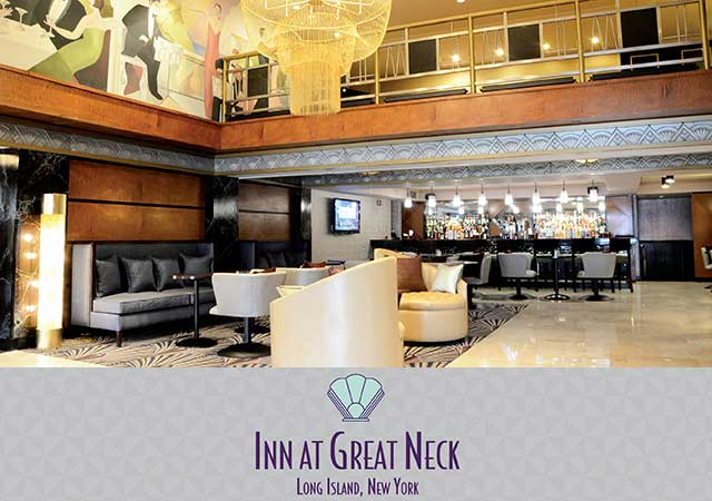 Inn At Great Neck,  Banner.