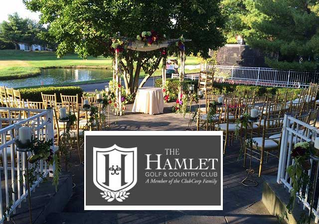 Hamlet Country Club, Banner.