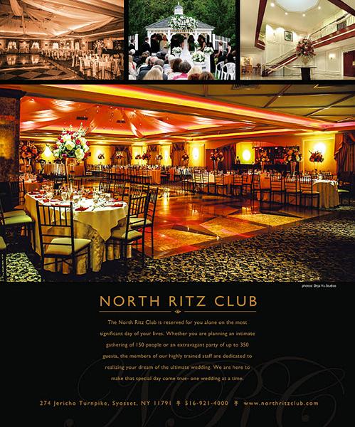 North Ritz Club Long Island Wedding Reception Location