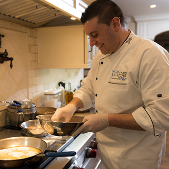 Chris LaVecchia Private Chef