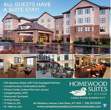 Homewood Suites Carle Place Garden City Long Island Guest