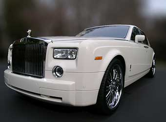 Phantom Rolls Royce.