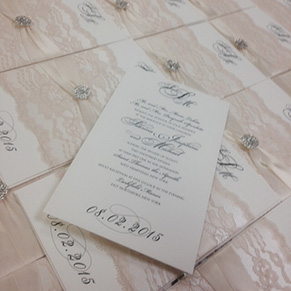 Long Island Wedding - Invitations - You