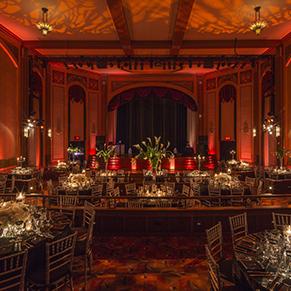 Suffolk Theater Long Island Wedding Reception Location