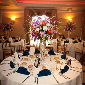 Long Island Wedding - Flowers & Decorations - The Total Event  - Image 1