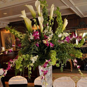 Long Island Wedding - Flowers & Decorations - The Total Event  - Image 4