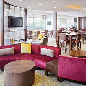 Long Island Wedding - Guest Accommodations - Springhill Suites Carle Place Garden City - Image 2