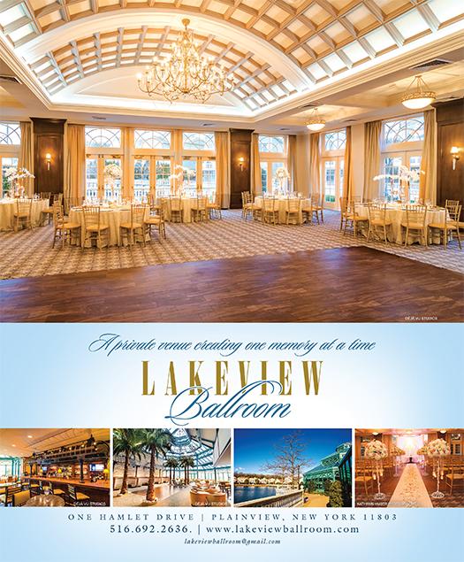 Wedding Halls In Long Island: Lakeview Ballroom At One Hamlet Drive