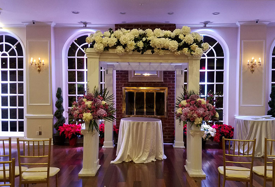 Coral House Long Island Wedding Reception Location
