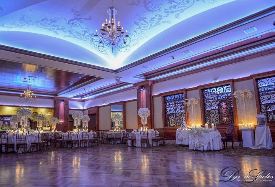 Larkfield Long Island Wedding Reception Location