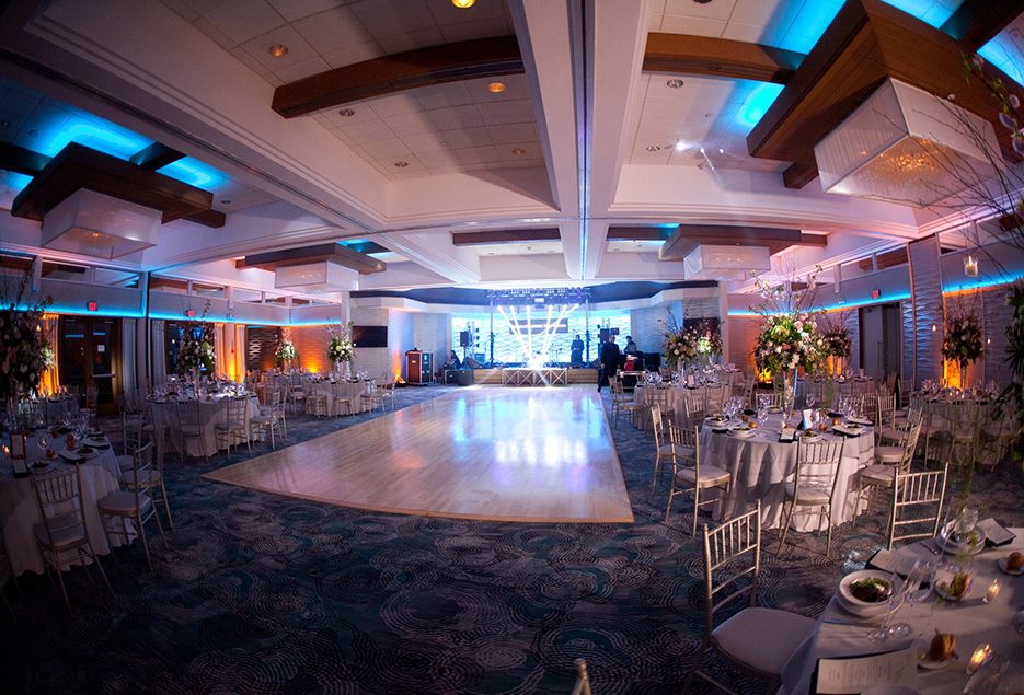 Long Island Wedding Reception Locations The Crescent Beach Club Image 12