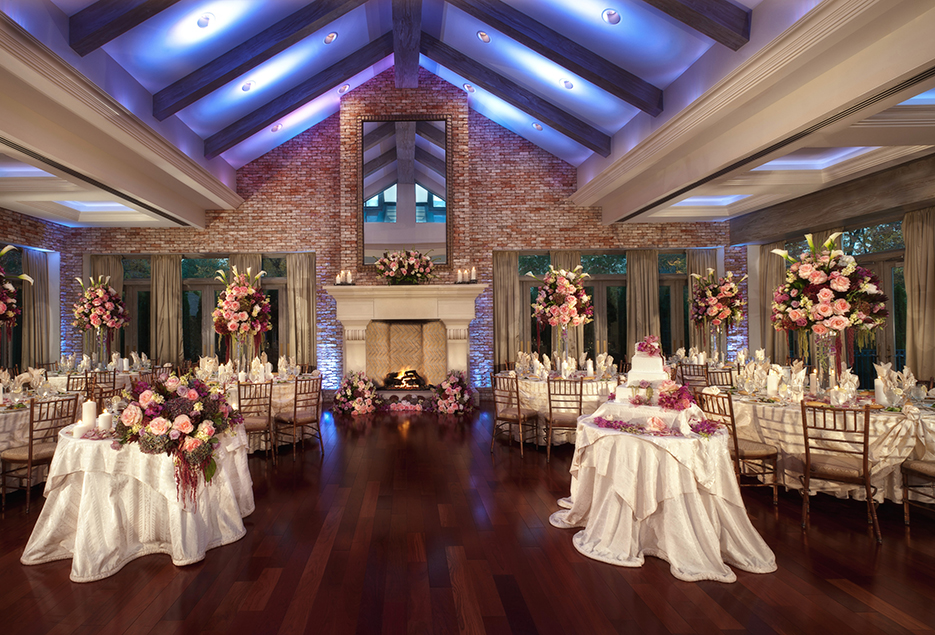 Wedding Ceremony And Reception In Same Location: Long Island Wedding Reception Location