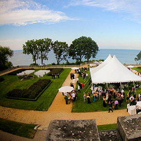 Long Island Wedding - Ceremony Locations - Sands Point Preserve - Image 1