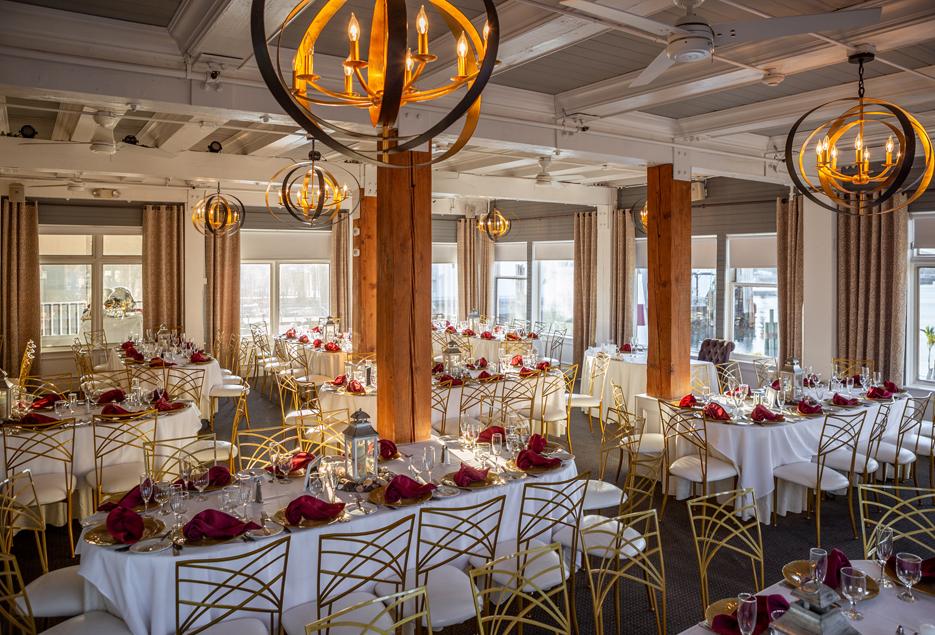 Danfords Hotel & Marina, Long Island Wedding Reception ...