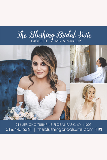 The Blushing Bridal Suite Long Island