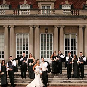 Long Island Wedding Photography Old Westbury Gardens Image 2